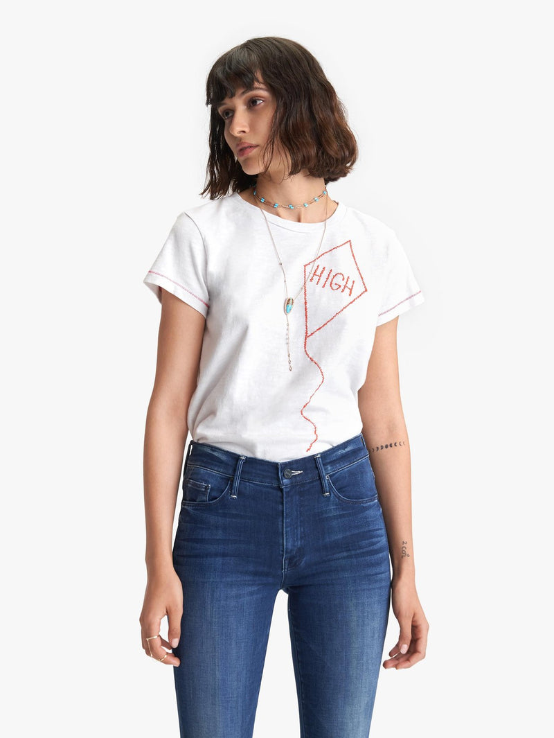 Mother High As A Kite Tee Shirt
