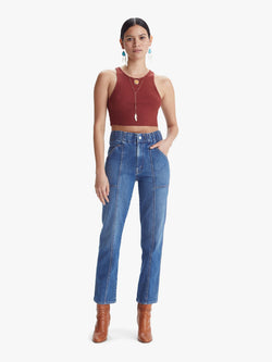 The Springy Ankle Jeans
