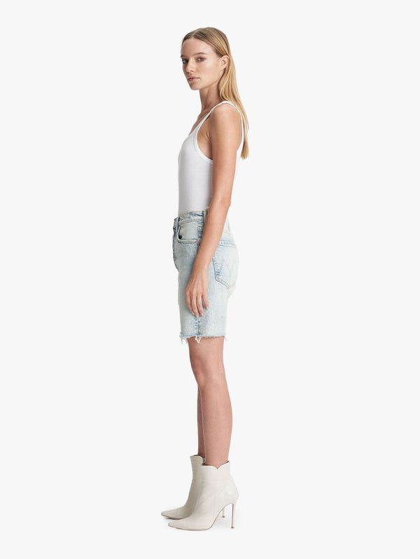 Tripper Cutoff Frayed Denim Shorts