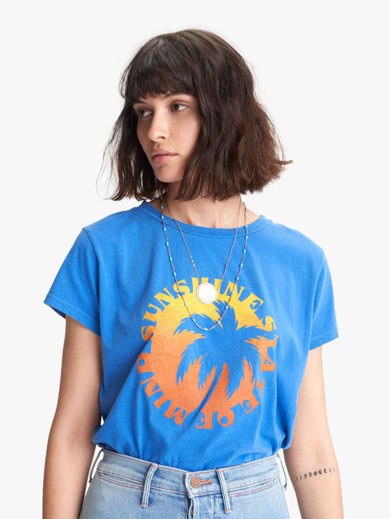 """Sunshine State of Mind"" Goodie Goodie Tee"
