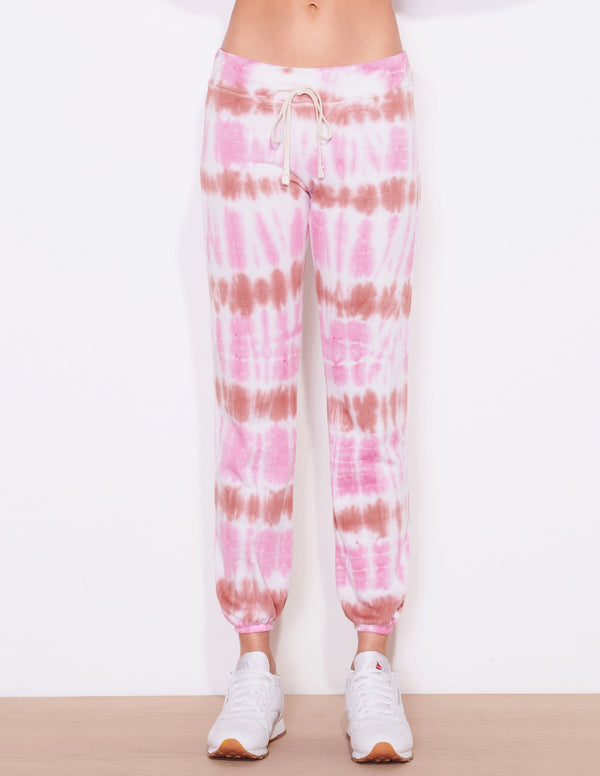 Tie Dye Terry Sweatpants