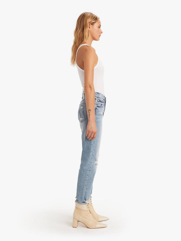 Mother Denim Tomcat High Rise Jeans