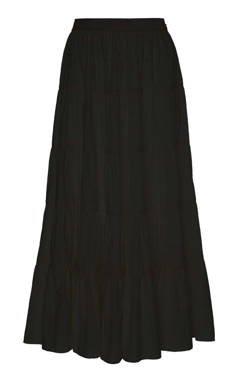 Ulla Johnson Sylvie Skirt Black Noir