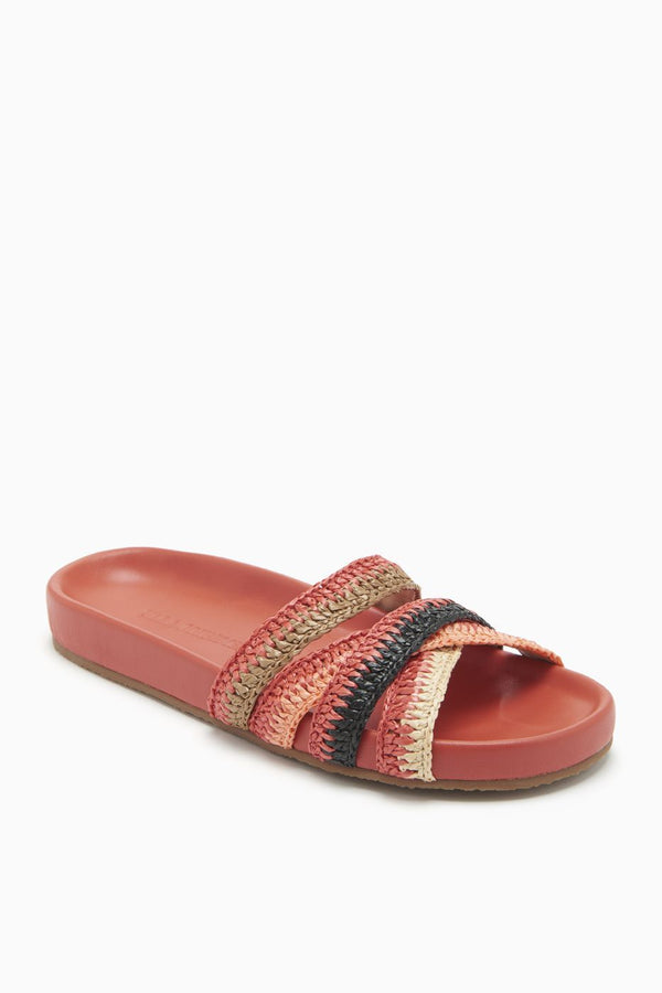 Ulla Johnson Makena Sandal Poppy
