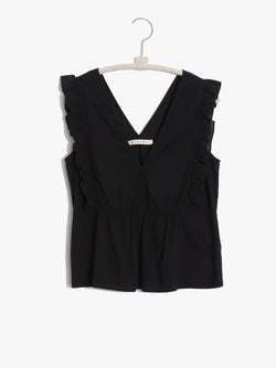 Xirena Penelope Top Black