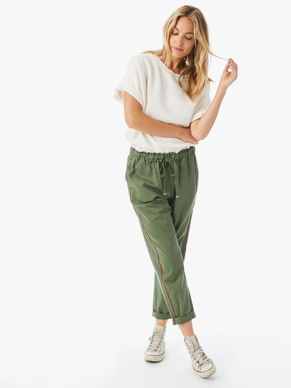 Xirena Rex Pant Surplus Green