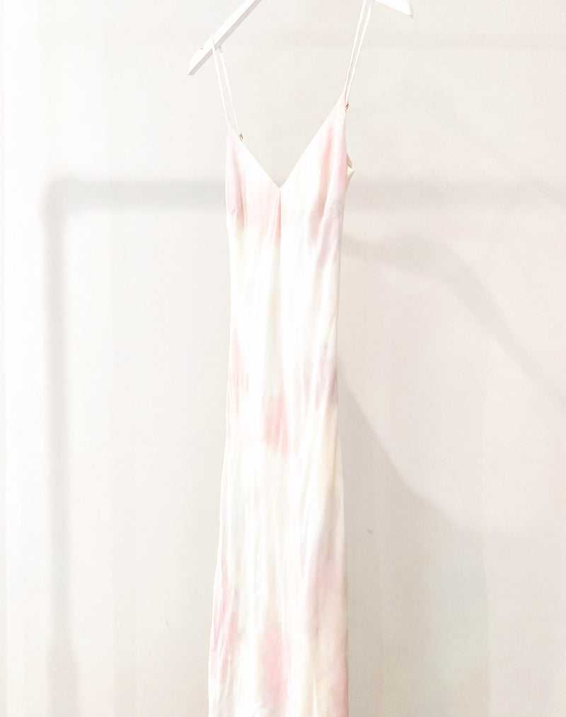 Vaea Tie-Dye Slip Dress