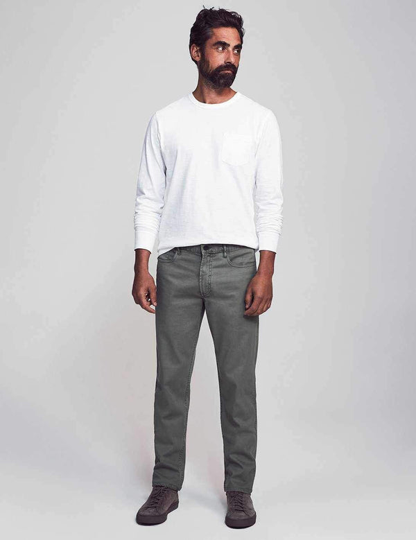 Comfort Twill 5 Pocket Pant