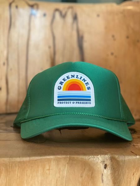 Greenlines Preserve Protect Hat