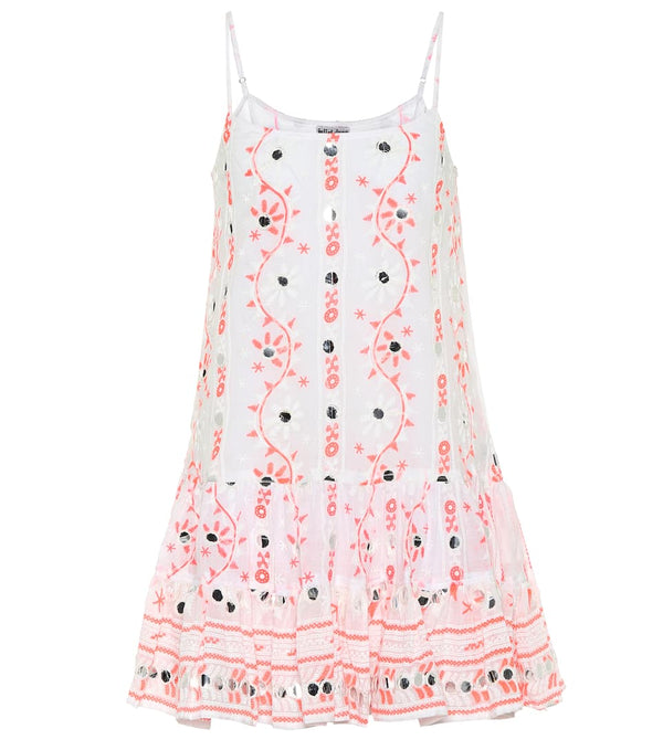 Nomad Embroidered Cami Dress