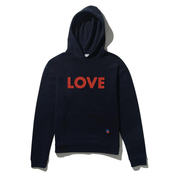 The Oversized LOVE Hoodie