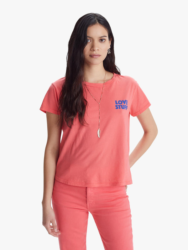 Boxy Goodie Goodie - Love Stuff Tee