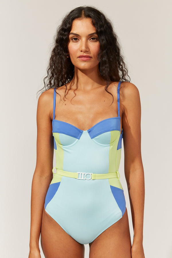 The Spencer One Piece Swimsuit