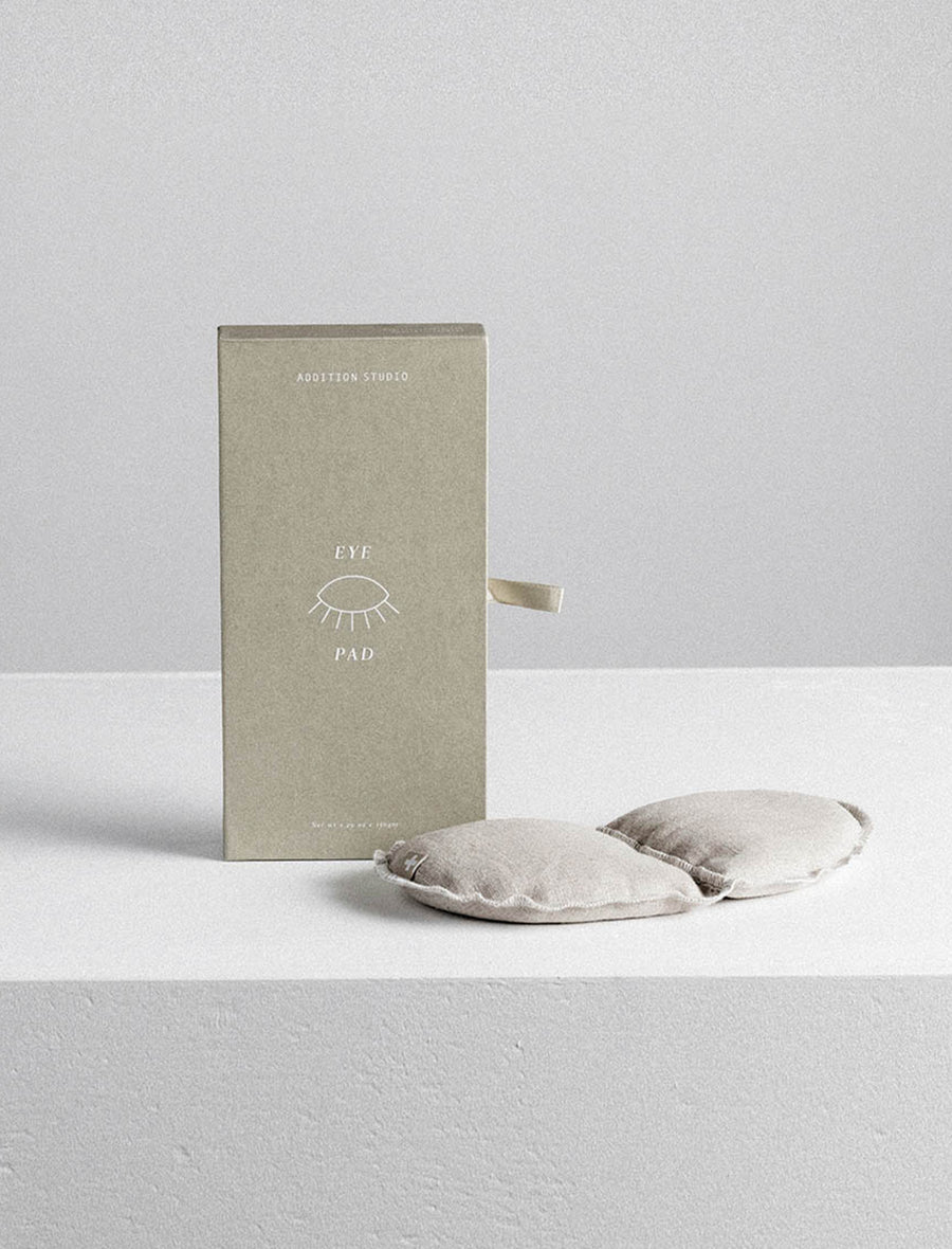 Addition Studio - Scented Eye Pillow