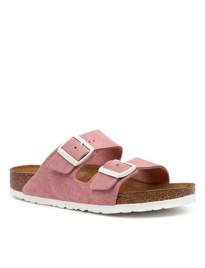Arizona Suede Rose Birkenstock
