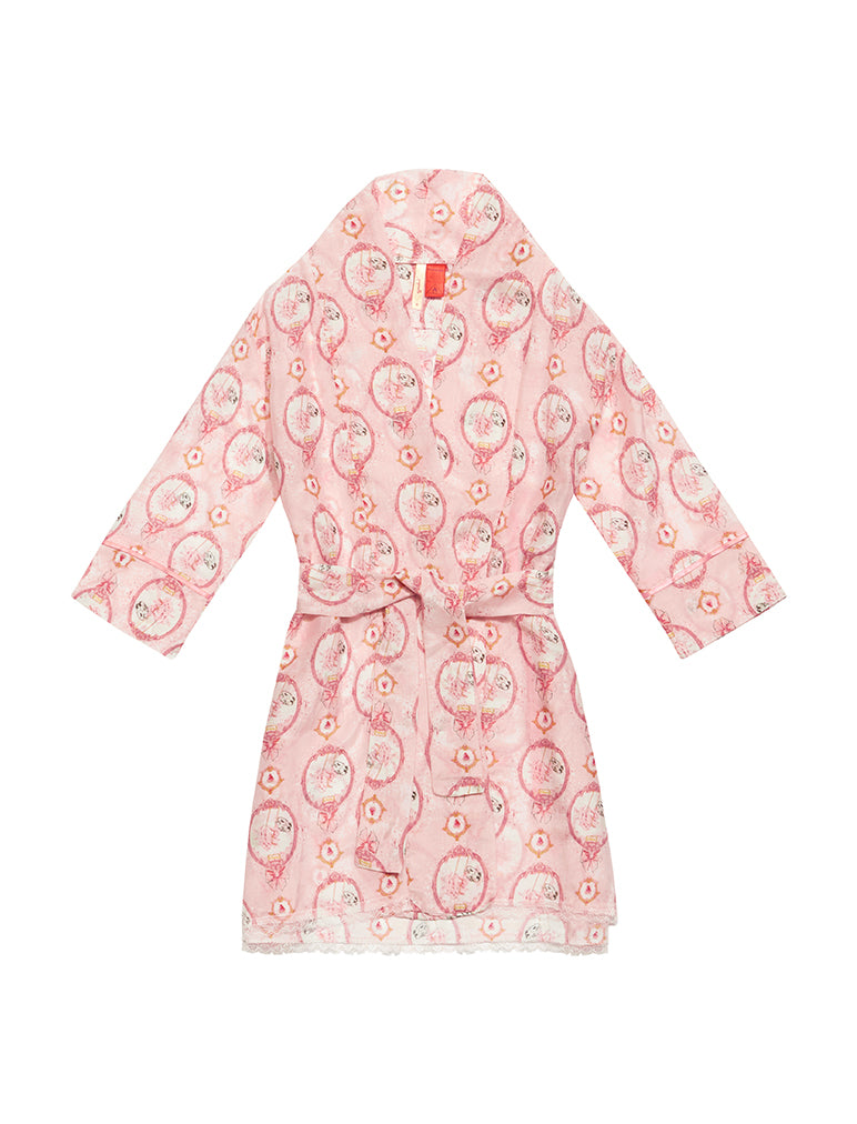 Girls' Claris the Mouse Robe
