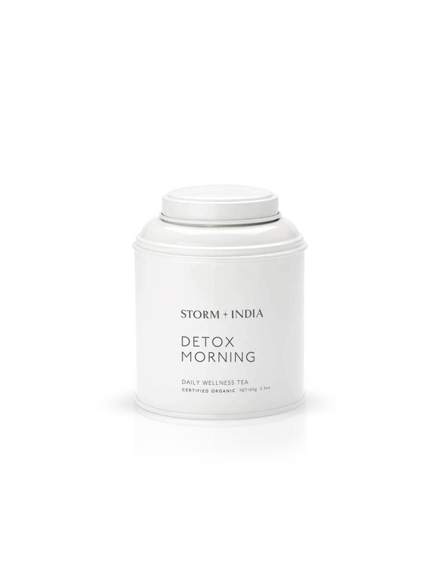 Storm + India - Detox Morning Tea