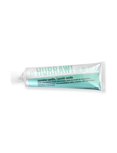 Hurraw BALMTOO Body Balm in Jasmine Vanilla