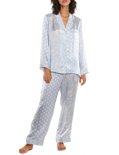 Karen Walker Spliced Ivy PJ