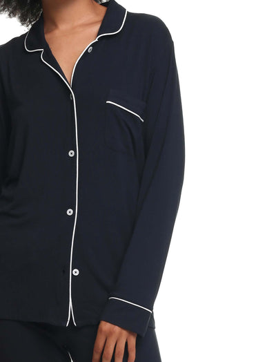 Modal Kate Best-Selling pyjamas Black Close
