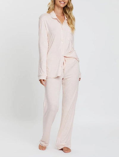 Modal Kate PJ Set in Rose