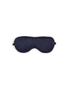 Navy Silk Sleep Mask