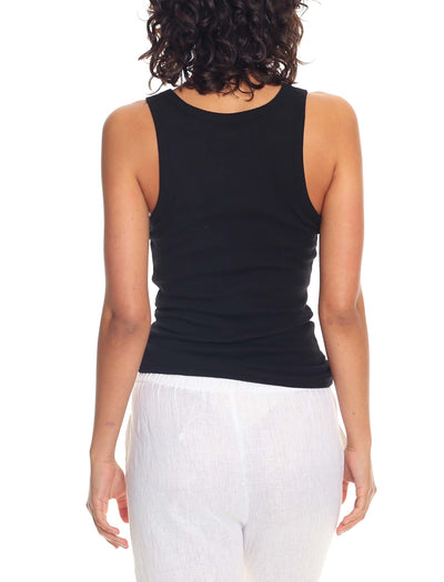 2 for $60 Ribbed Shelf Bra Tank