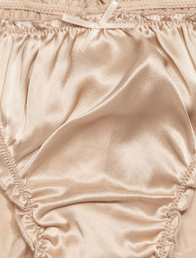 Washable Silk Knickers in Romance