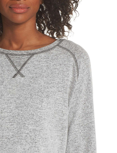 So Soft Pullover, Charcoal