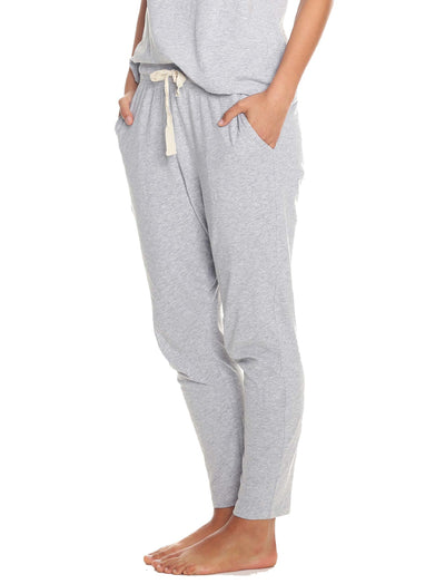 Organic Cotton Loungewear Grey Marle