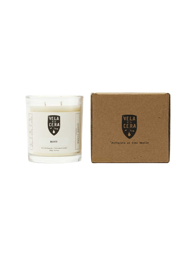 Môtel Vela - Bedtime Ritual Milk & Honey Candle
