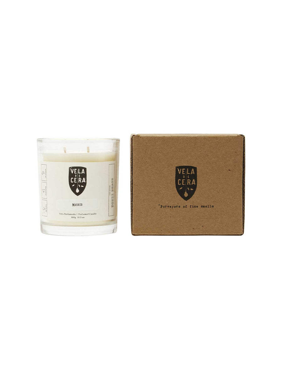 Vela de Cera - Bedtime Ritual Milk & Honey Candle