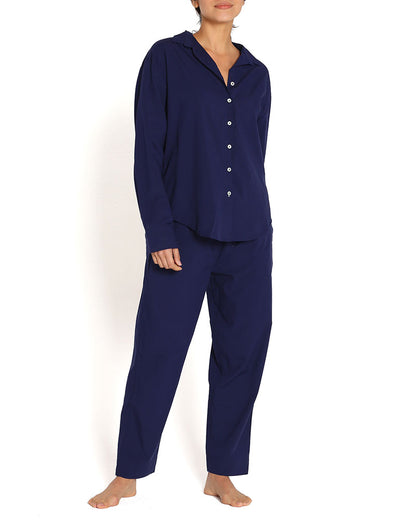 Whale Beach PJ Pant in Navy