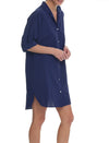 Whale Beach Nightshirt, Navy