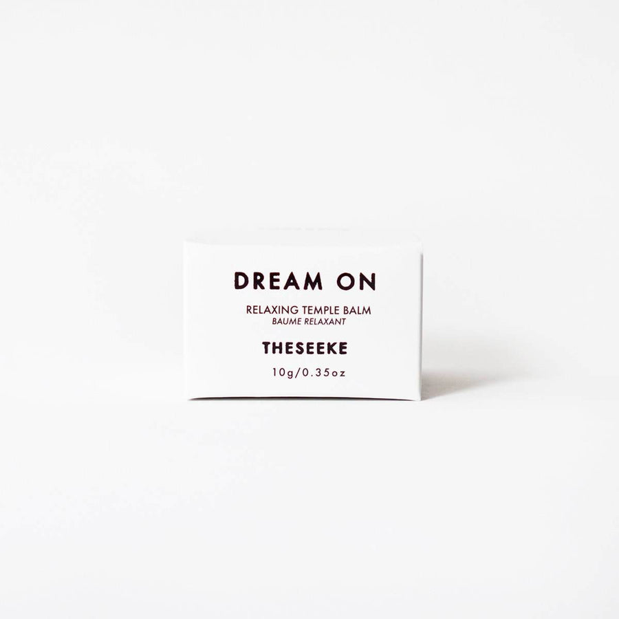 Dream On - Relaxing Temple Balm