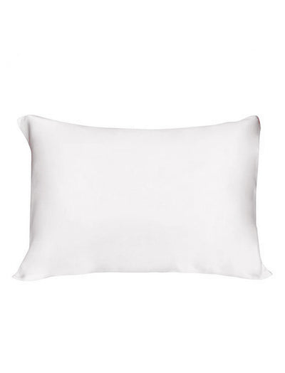 Silk Pillow Slip White