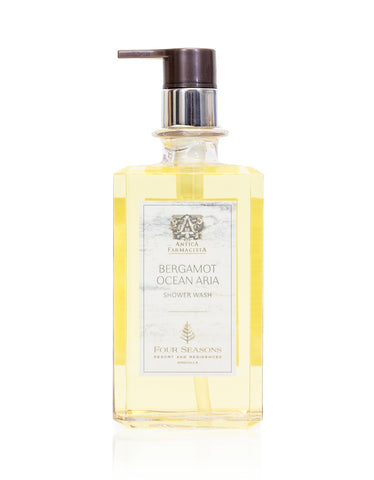 Bath & and Shower Wash- Bergamot & and Ocean Aria