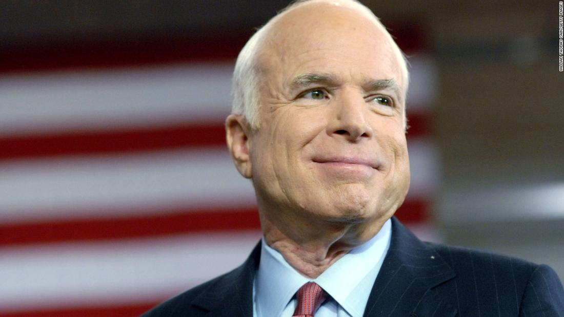 John McCain | What His Presence Meant To Minorities & He's Left Handed