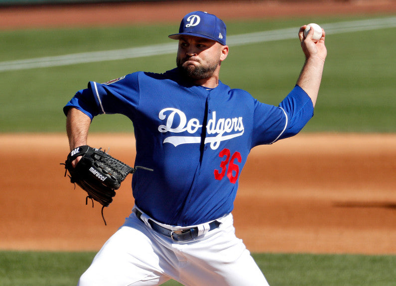 Left Hander Adam Liberatore could make impact for Dodgers' bullpen