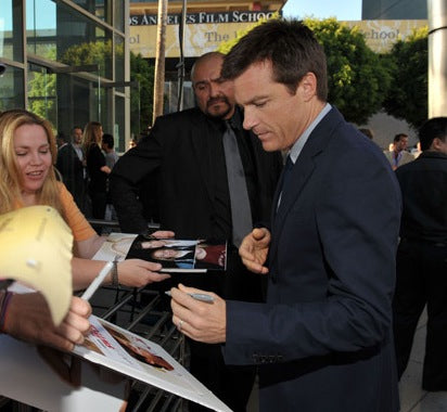 Left Handed Celebrities | Jason Bateman