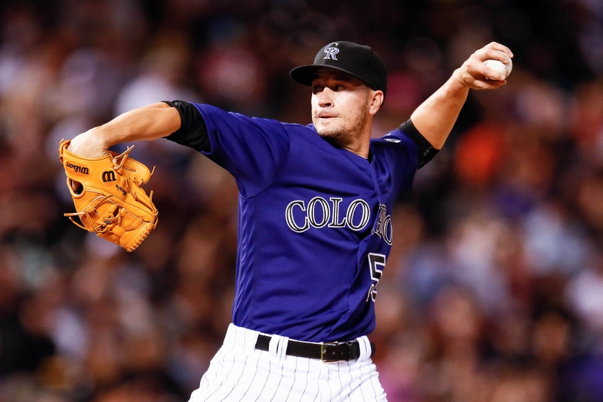 Lefty Rusin activated, Senzatela optioned