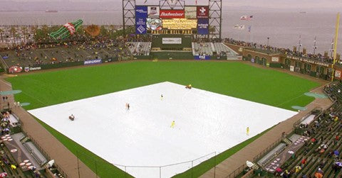 Friday's Dodgers-Giants game postponed