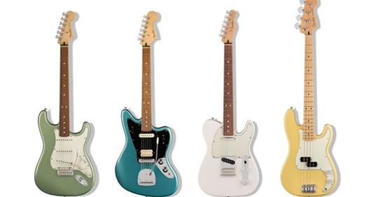 Fender's New Player Series