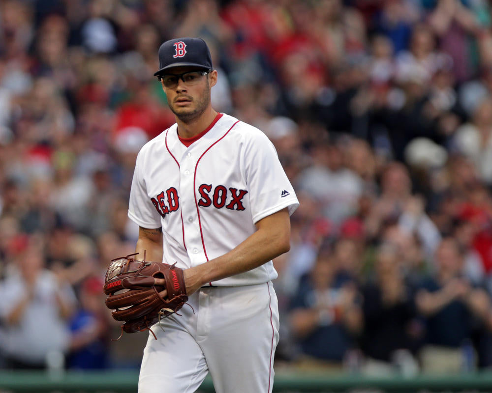 Red Sox's Joe Kelly: Shutting down left-handed hitters