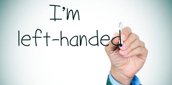 Being Left Handed and Your Personality