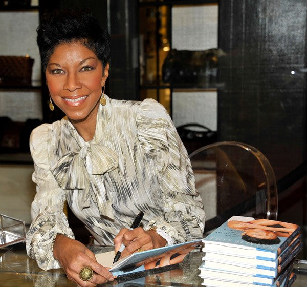 Left Handed Celebrities | Natalie Cole