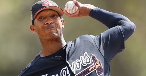 Other Freeman helping a thriving Braves bullpen