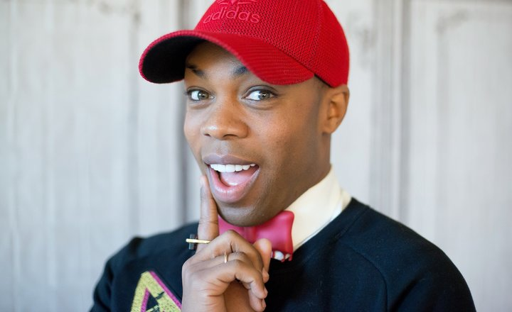 Wonder if Todrick Hall is Left Handed?  We Love Him Anyways! #boots