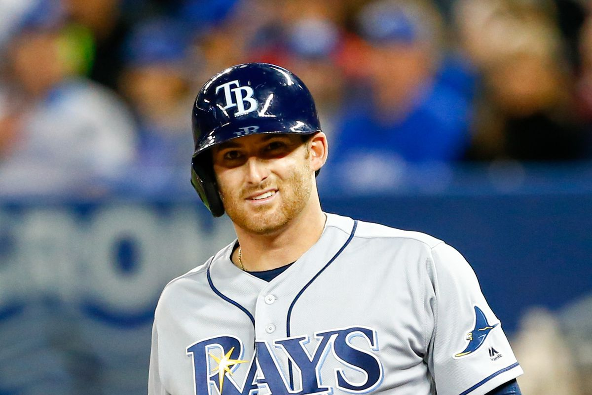 Rays' Brad Miller: In lineup against southpaw