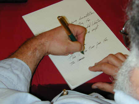 Do Left Handed People Write Slower?